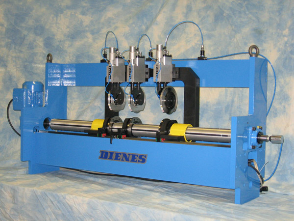 Dienes Quick Set ET Slitting System