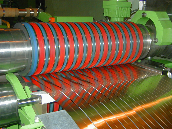 Roll Shear Tooling