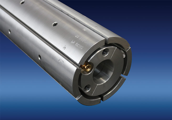 Series LS2000 Leaf Shafts