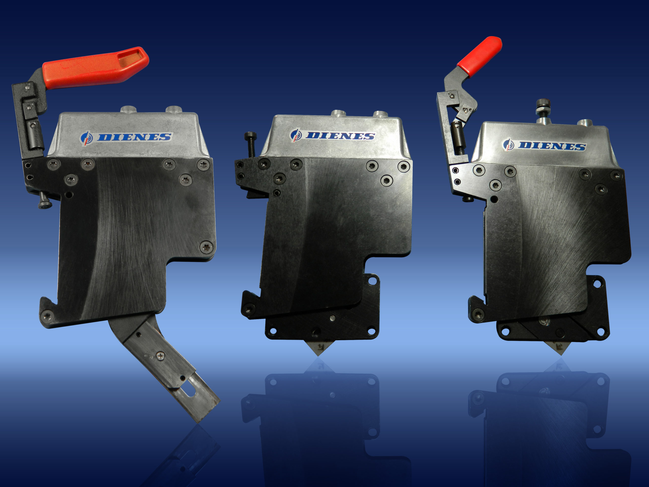 Mechanical or Pneumatic Razor Holders